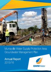 2015 16 Murrayville Water Supply Protection Area Annual Report