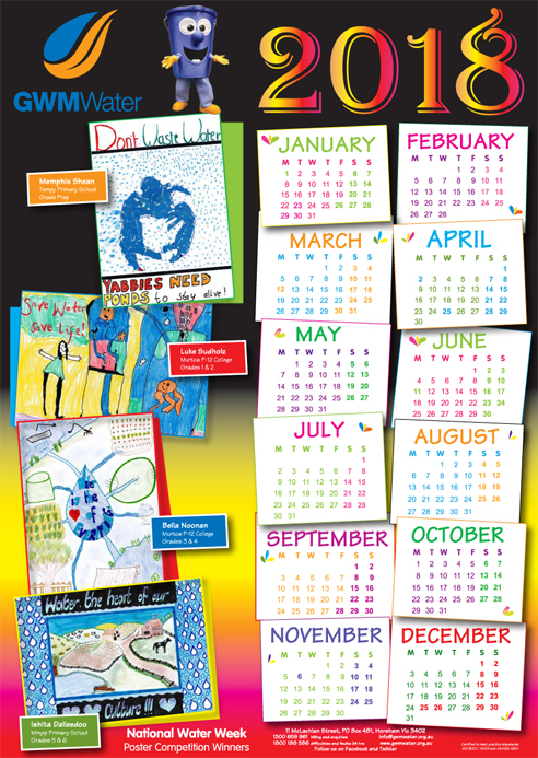 2018 calendar website large file